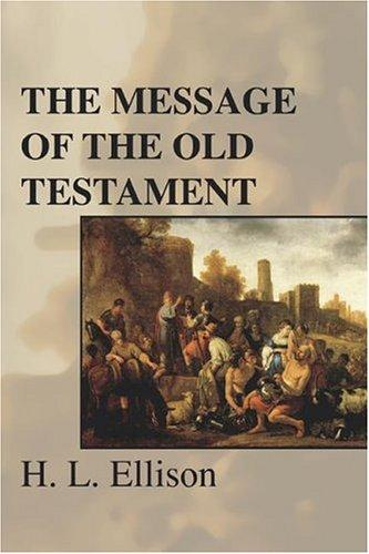 Download The Message of the Old Testament