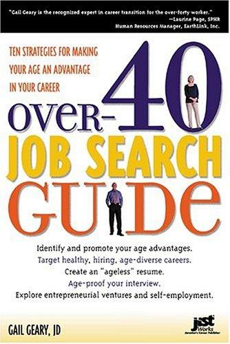 Download Over-40 Job Search Guide