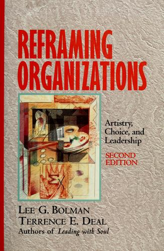 Download Reframing organizations