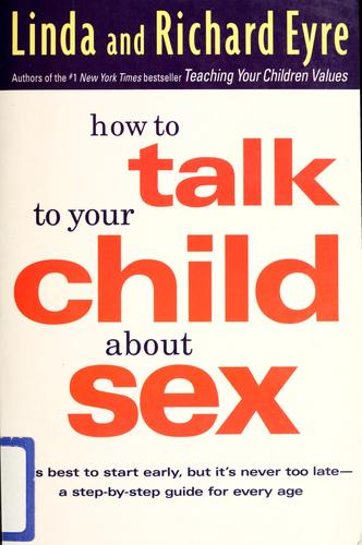 Download How to talk to your child about sex