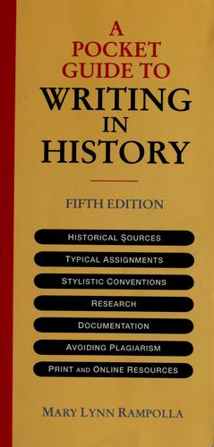 Download A pocket guide to writing in history