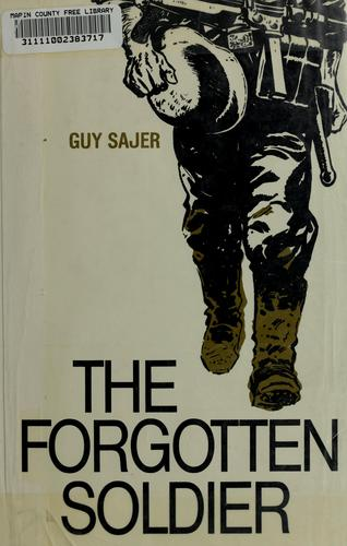 Download The forgotten soldier.