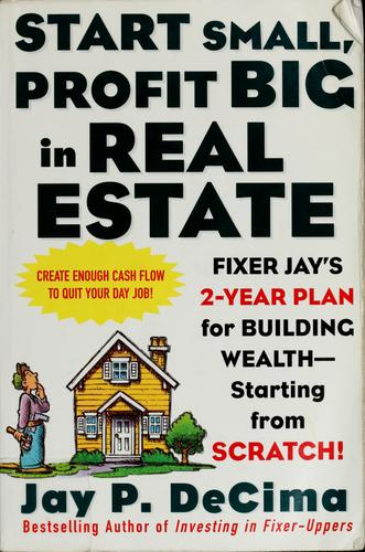 Download Start small, profit big in real estate