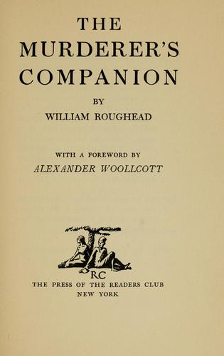 Download The murderer's companion