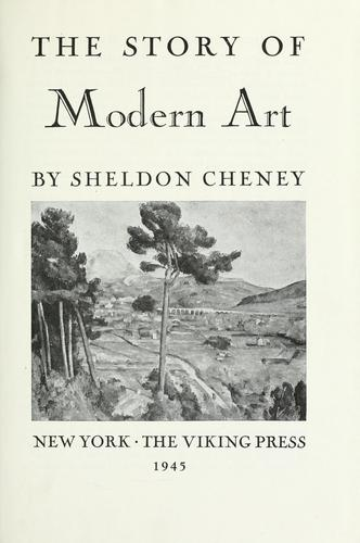 Download The story of modern art