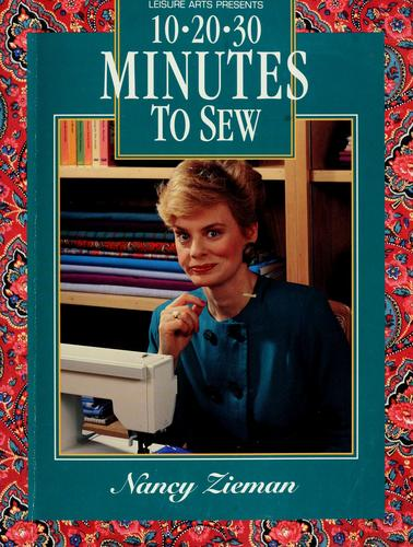 Download 10-20-30 minutes to sew