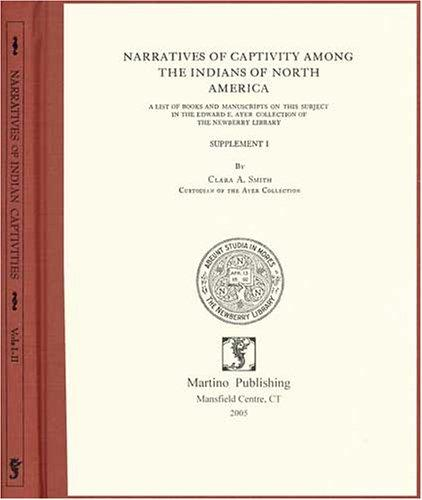 Download Narratives of captivity among the Indians of North America
