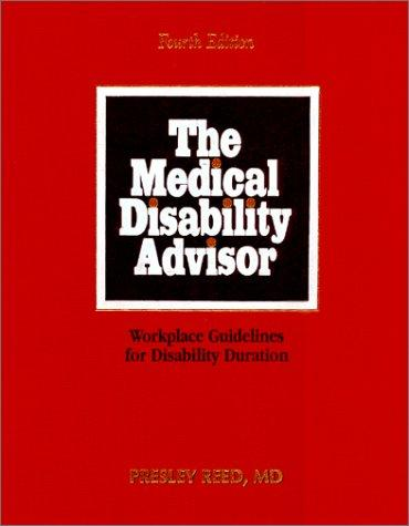 Download The Medical Disability Advisor