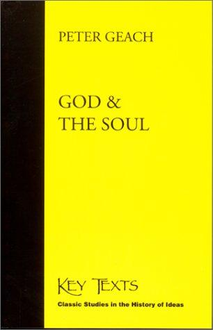God and the soul