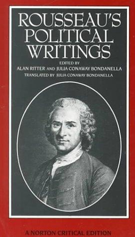 Rousseau's Political Writings