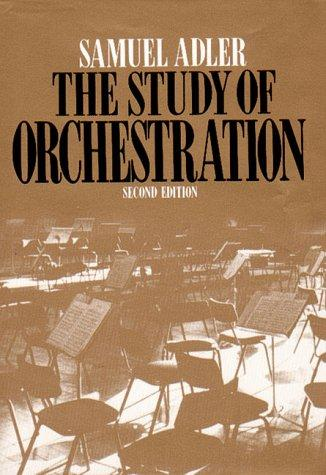 Download The study of orchestration