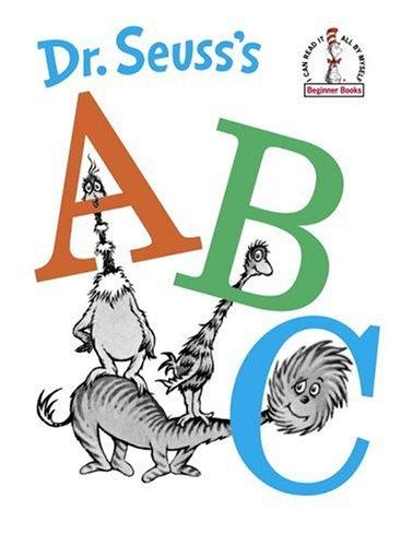 Dr. Seuss's ABC (I Can Read It All By Myself Beginner Books)