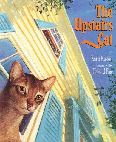 Download The upstairs cat