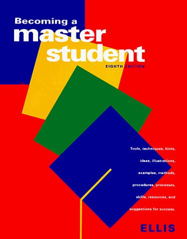 Download Becoming a master student