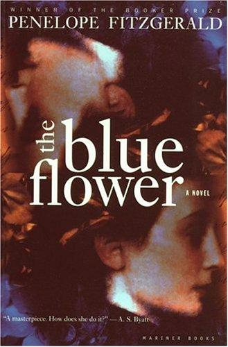 Download The blue flower