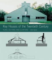 Key Houses Of The Twentieth Century: Plans, Sections, And Elevations PDF Download