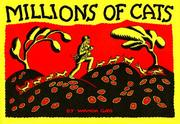Book Cover: 'Millions of Cats' by Wanda Gag