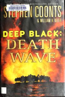 Cover of: Deep black   Stephen Coonts