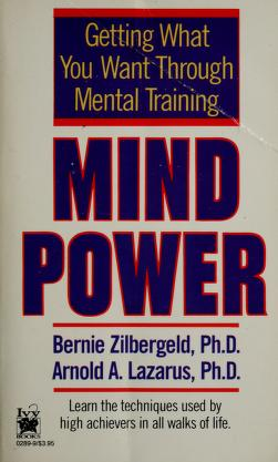 Cover of: Mind Power | Bernie Zilbergeld