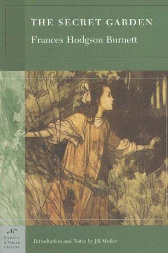 The Secret Garden (Barnes & Noble Classics Series) (Barnes & Noble Classics) by Frances Hodgson Burnett