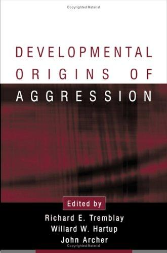 Developmental origins of aggression by