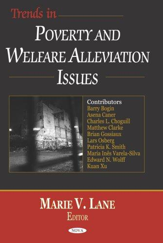 Trends in poverty and welfare alleviation issues by