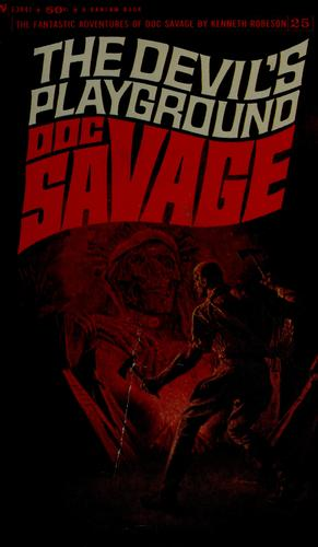 Doc Savage. # 25 by Alan Hathaway [Kenneth Robeson]