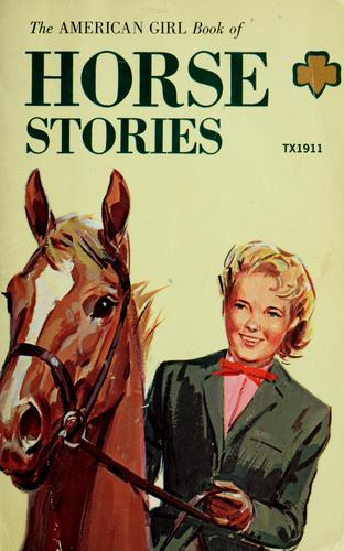 American Girl book of horse stories by American Girl (Periodical)