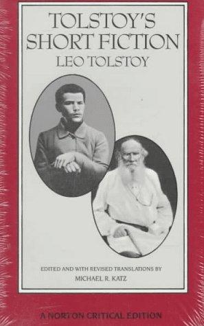 Tolstoy's short fiction by Tolstoy