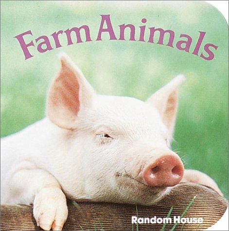 Farm Animals (A Chunky Book(R)) by Phoebe Dunn