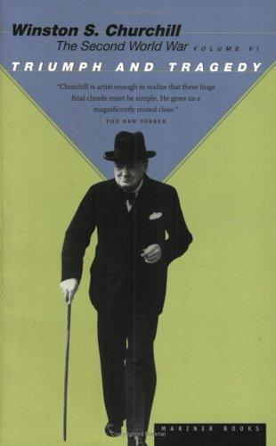 The Second World War, Volume 6 by Winston S. Churchill