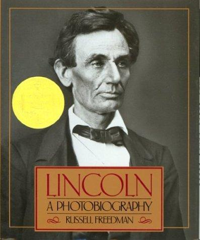 Image 0 of Lincoln: A Photobiography (Houghton Mifflin social studies)