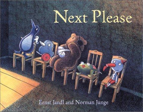 Next please by Ernst Jandl
